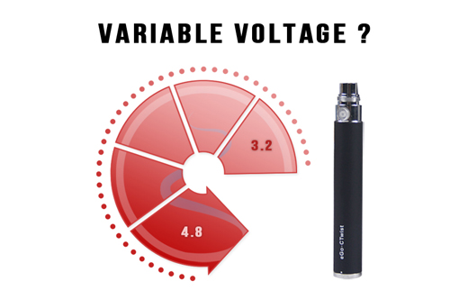 eGo Twist Variable Voltage