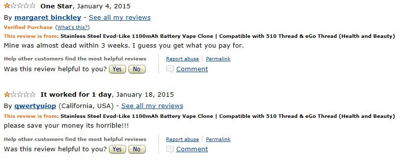 Buy a Vape Pen on Amazon? Think Again! – Slim Vape Pen
