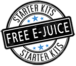 Starter Kits With Free E-Juice