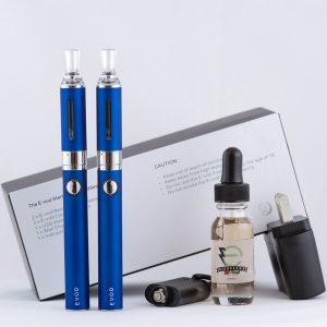 Blue Evod Vape Starter Kit FREE E-Juice