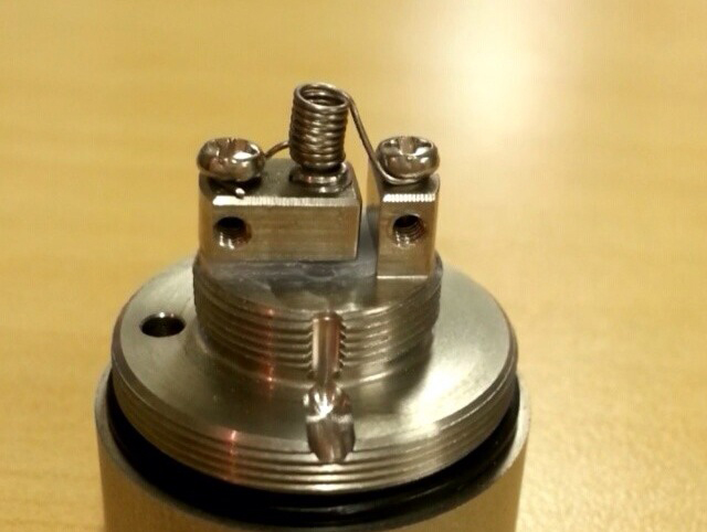 Building Vertical Coils with Kanthal