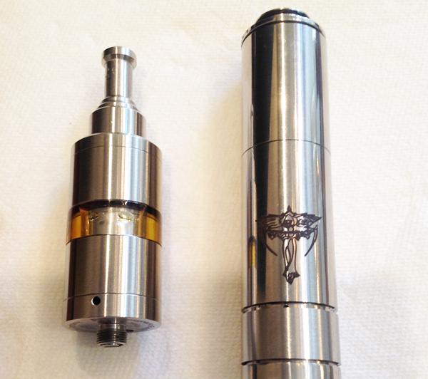 Rebuildable Atomizer (RBA)