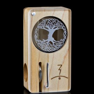 Magic Flight Celtic Tree of Life Laser Launch Box