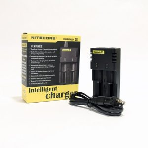 Nitecore Sysmax i2 Battery Charger