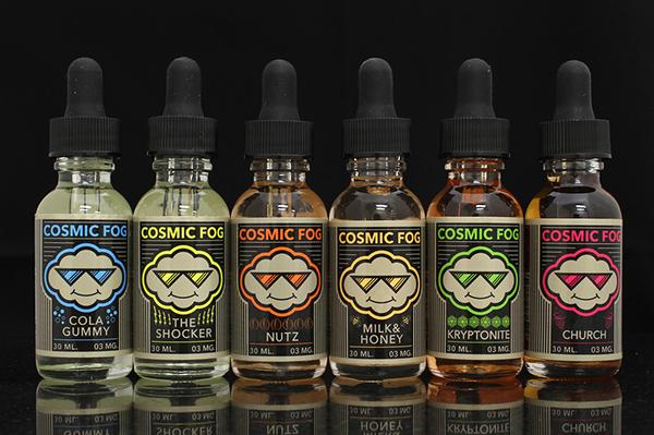 Introducing Cosmic Fog E Juice Deals