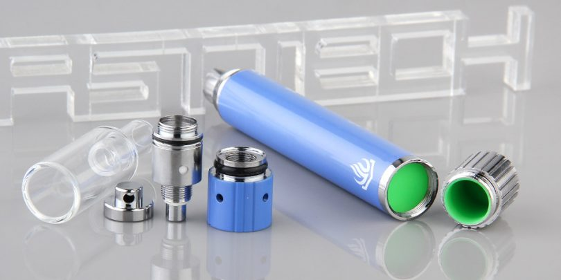 Herb Vape Starter Kit Blue