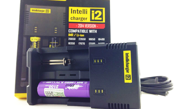 IMR Battery Charger