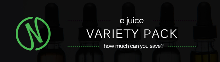 E Juice Variety Pack