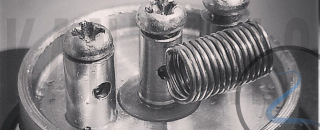Single Coil Kanthal Wire Build