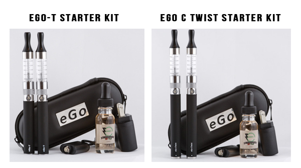 E Liquid Vape Pen Starter Kit