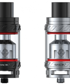 SMOK TFV12 CLOUD BEAST KING Black and Stainless Steel