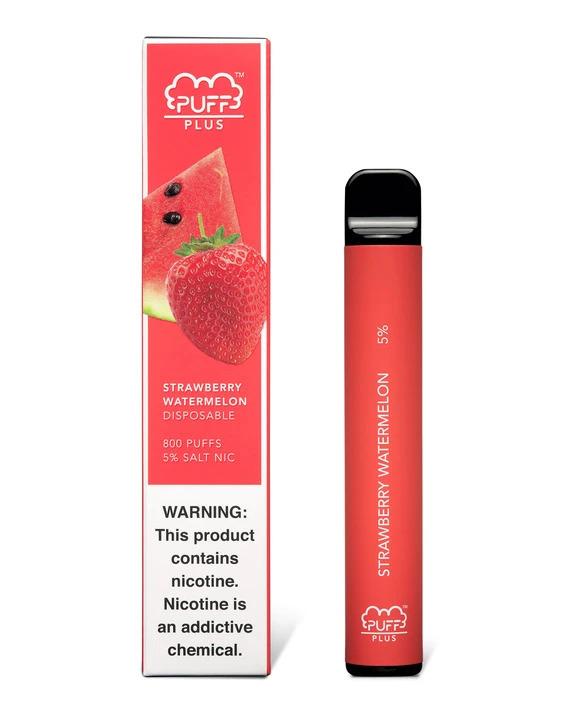 Puff Bar Plus Strawberry Watermelon