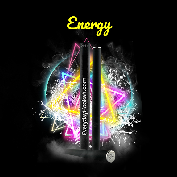 Everyday Hookah Pen Energy